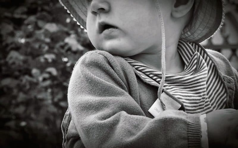 場面緘黙症の子