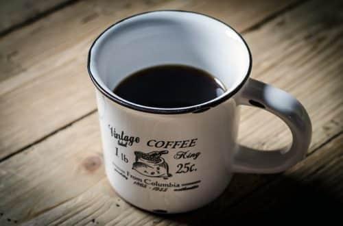 黄ばみの原因コーヒー